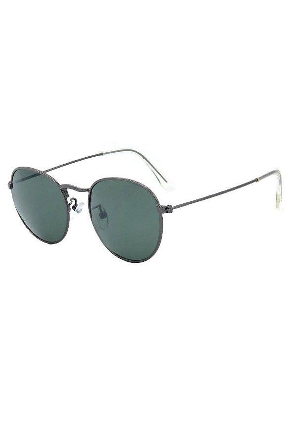 Óculos de Sol Prorider Grafite com Lente Verde - LUCA
