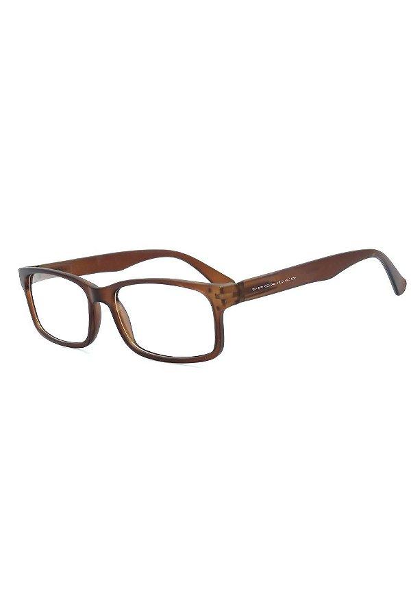 Óculos de Grau Prorider Marrom Fosco Translúcido - XM2088