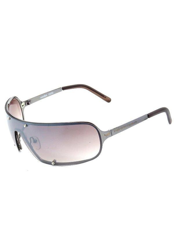 Óculos de Sol Retro Prorider Grafite com Lente Degrade - 730