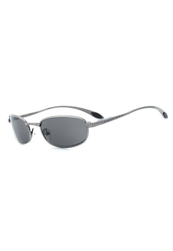 Óculos de Sol Retro Prorider Grafite com Lente Fumê - A2770-2