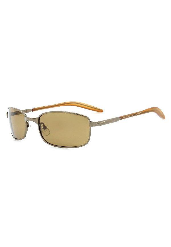 Óculos de Sol Retro Prorider Bronze com Lente Marrom - 8295