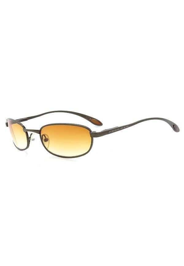 Óculos de Sol Retro Prorider Bronze com Lente Degrade - BLAIR