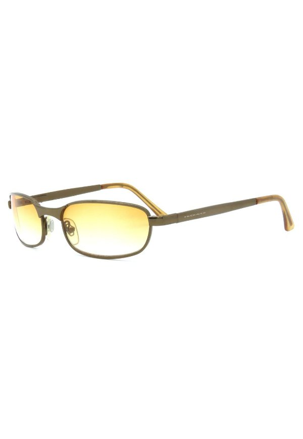 Óculos de Sol Retro Prorider Bronze com Lente Degrade - GORDIE