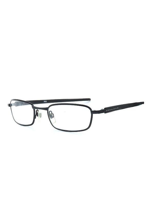 Óculos de Grau Prorider Retro Preto Fosco - PRIDE