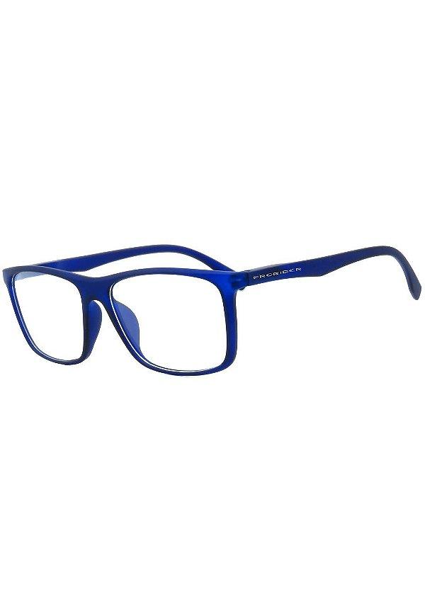 Óculos de Grau Prorider Azul Translúcido Fosco - GP046
