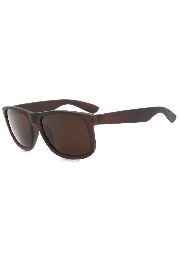Óculos de Sol Prorider Marrom Fosco - 4165-10