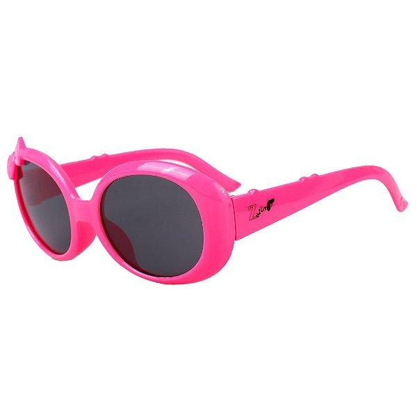 Óculos de Sol Infantil Z-JIM Redondo Pink