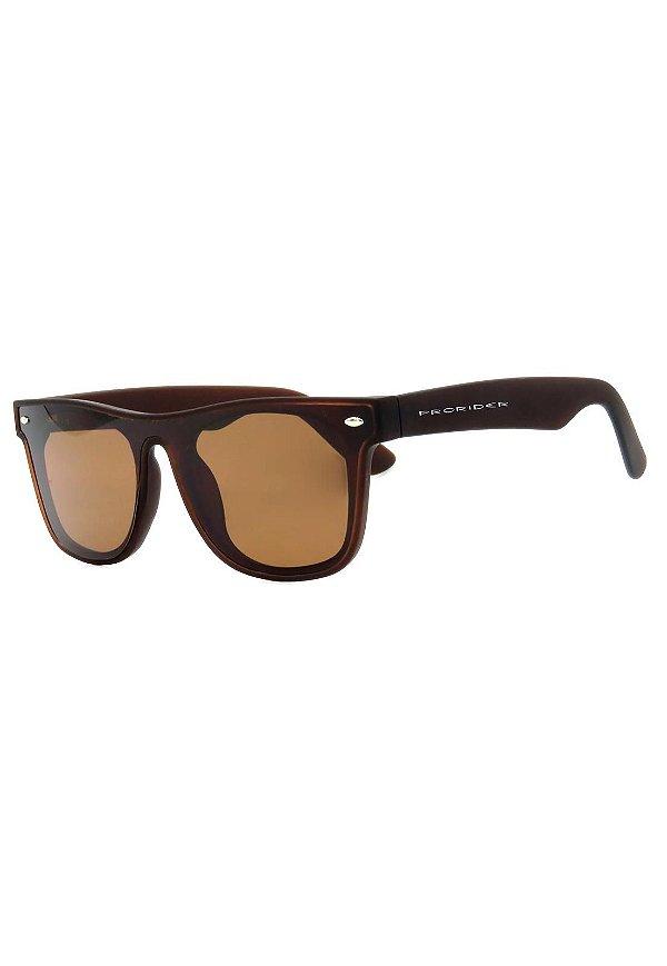Óculos de Sol Prorider Marrom Fosco - GP231-3