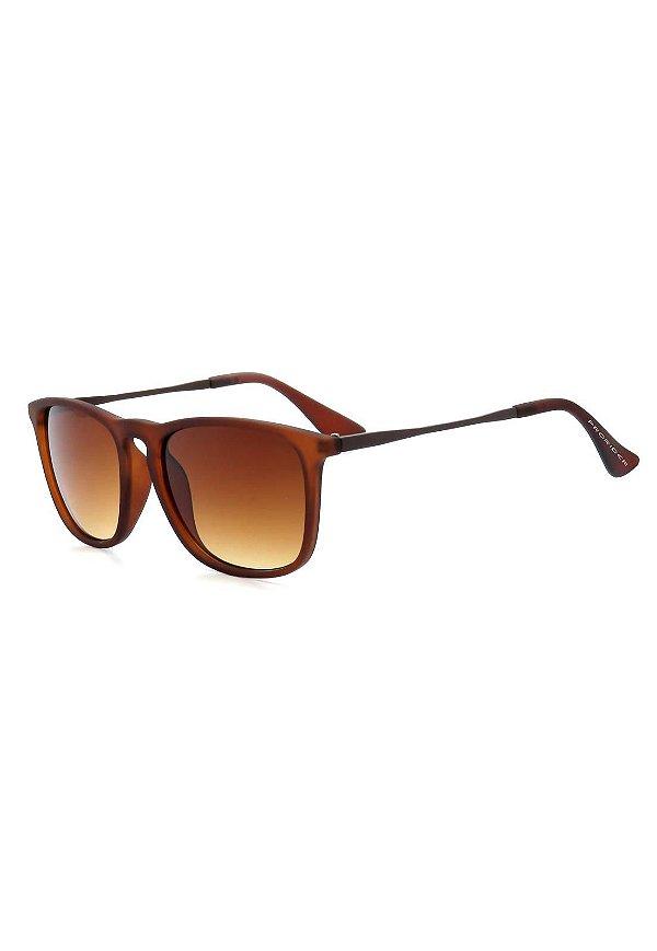 Óculos de Sol Prorider Marrom Fosco Translúcido - RB4187AP-3