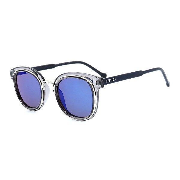 Óculos de Sol Mulher Otto Redondo Espelhado