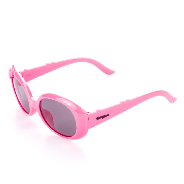 Óculos de Sol Amy Loo Laço Rosa Chiclete