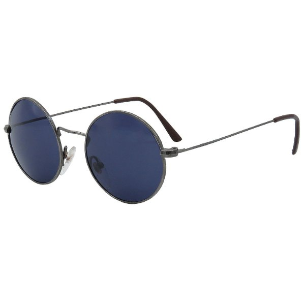 Óculos de Sol Titânia Retrô Grafite