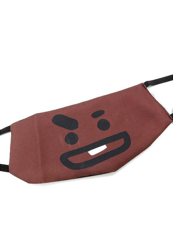 Máscara de Rosto Trap Dark Face Estampa Colorida - MASK2020