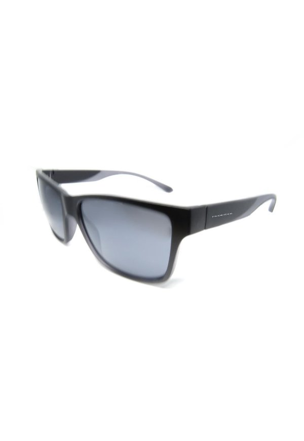Óculos de Sol Prorider Retro Preto com lente Polarizada Fumê - HS0369 C4