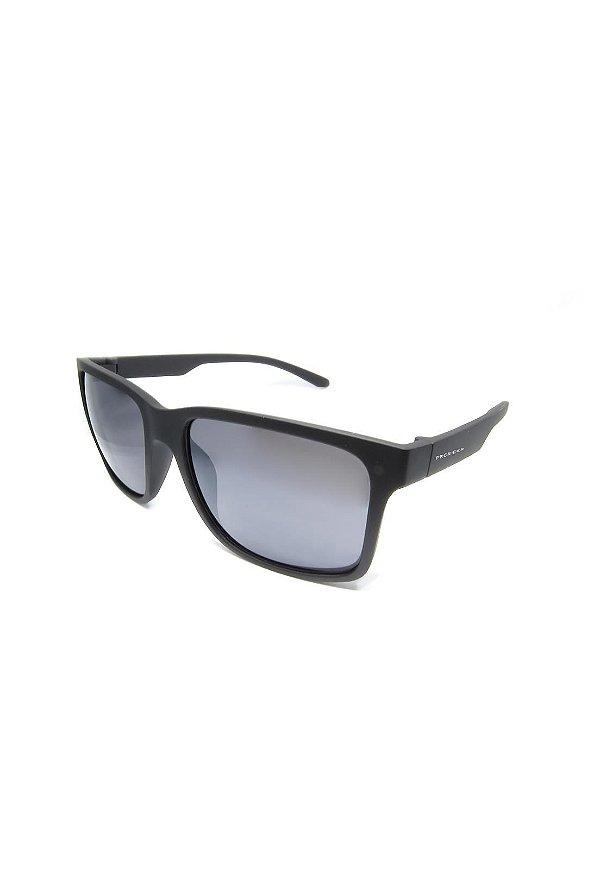 Óculos de Sol Prorider Retro Preto com lente Polarizada Fumê - HS366 C3