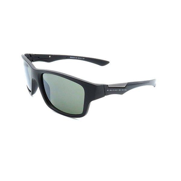 Óculos de Sol Prorider Preto com Lente Verde  - BN9008C2