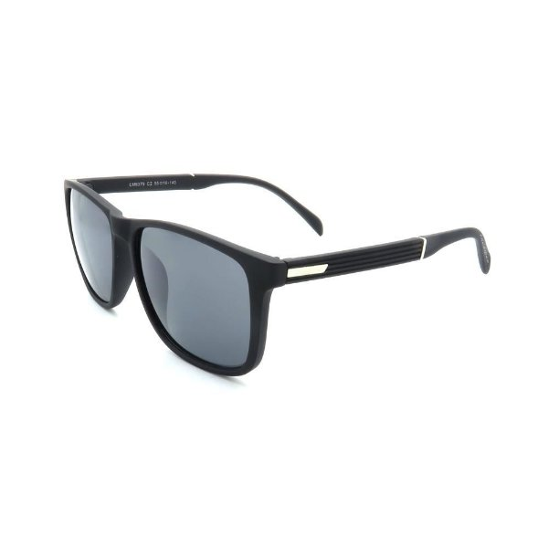 Óculos de Sol Prorider Preto Fosco  - LM9379C2