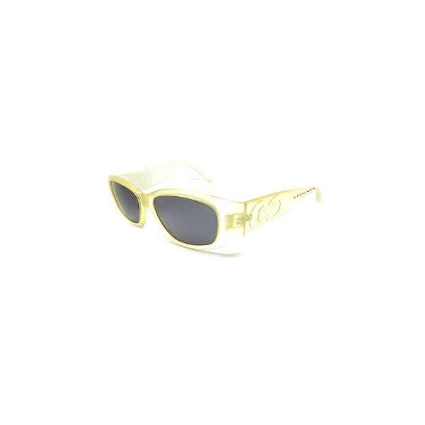 Óculos de Sol Prorider Retro Amarelo Translúcido - TRANC