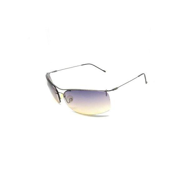 Óculos de Sol Prorider Retro Grafite com Lente Degrade - DL062