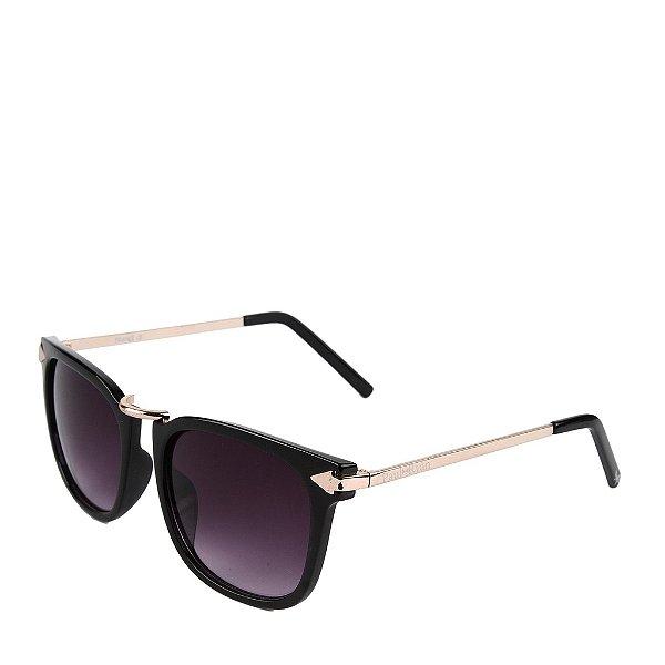 Óculos de Sol Prorider Preto e Dourado - DG7TP32WR