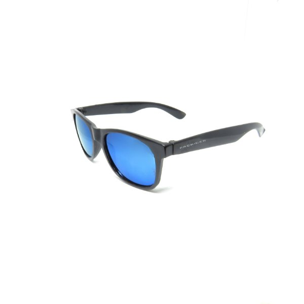 Óculos de Sol Prorider Infantil Preto com Lente Espelhada - 2020-1