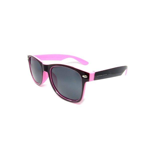 Óculos de Sol Prorider Infantil Preto e Rosa - 2020-8