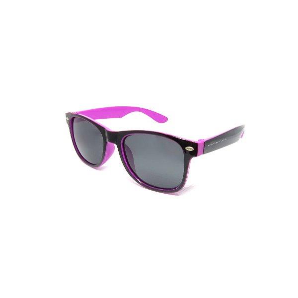 Óculos de Sol Prorider Infantil Preto e Lilás - 2020-7