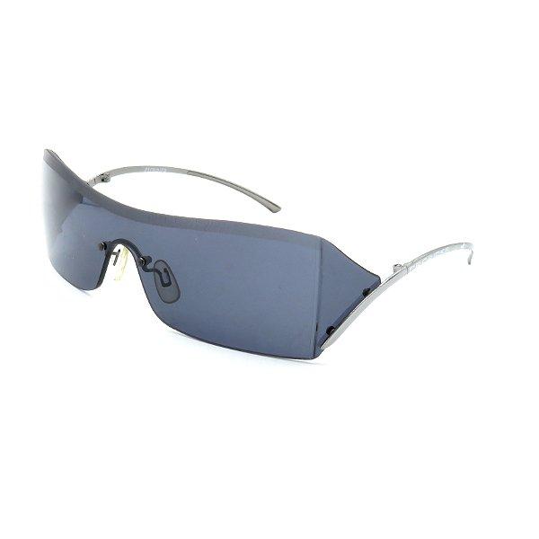 Óculos de Sol Prorider Retro Prata com Lente Fumê - PIONNER