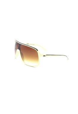 Óculos Solar Prorider Bege com lente degrade  - YD124