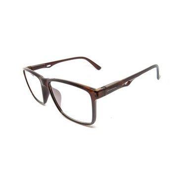 Óculos receituário Prorider marrom translucido -10177