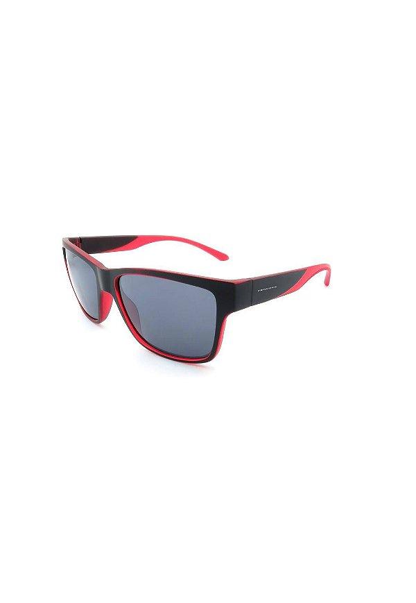 Óculos de Sol Prorider preto e vermelho - HS0369