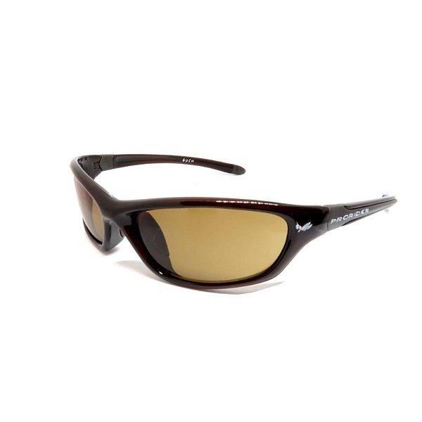 Óculos de Sol Prorider Retro  MARROM -GUCH