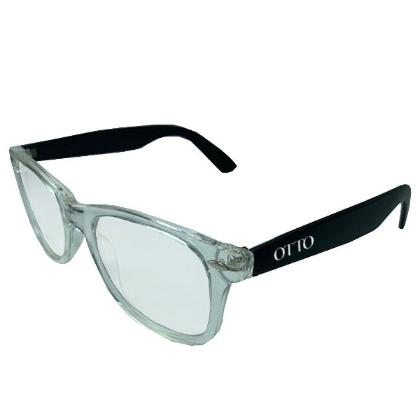 Óculos de Grau Feminino Otto Wayfarer