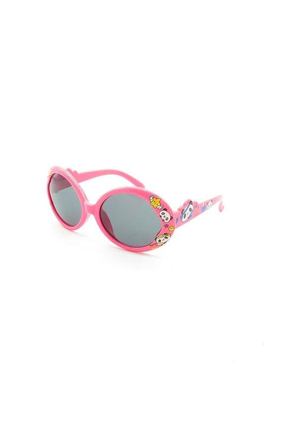 Óculos de Sol Prorider Infantil Rosa com desenhos - RSCD