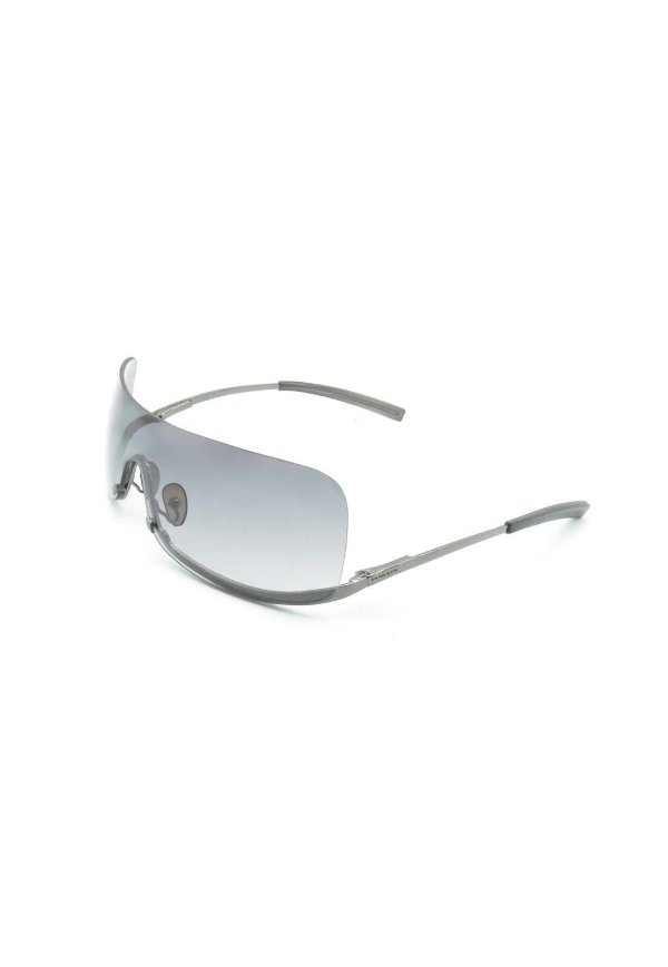 Óculos de Sol Prorider Retro prata com lente degrade -  CFE161-1