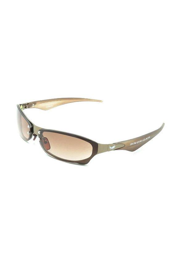 Óculos Solar Prorider Retro Marrom - SPECTACLES