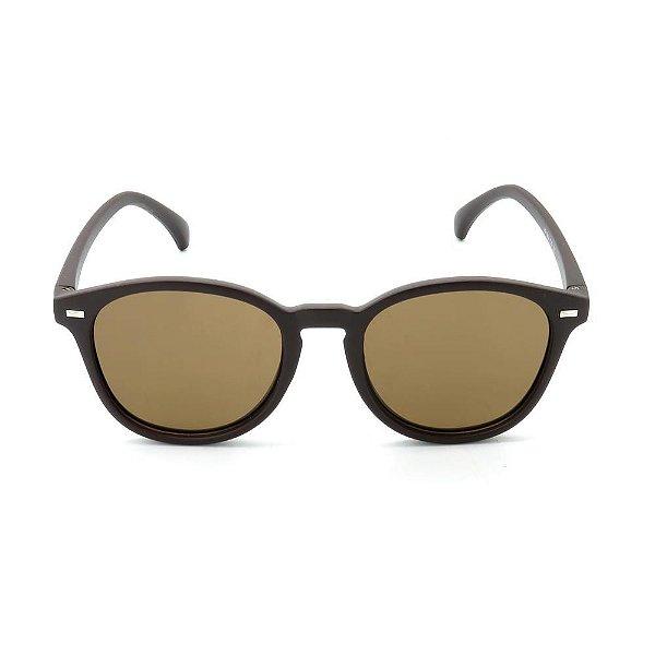 Óculos de Sol Prorider Marrom Fosco  - HP1664C3