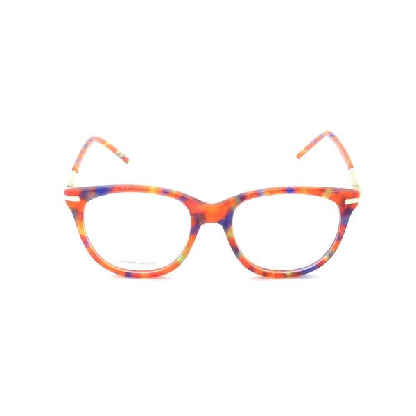 Óculos de Grau Prorider Mescla Colorida com Dourado - HX10026