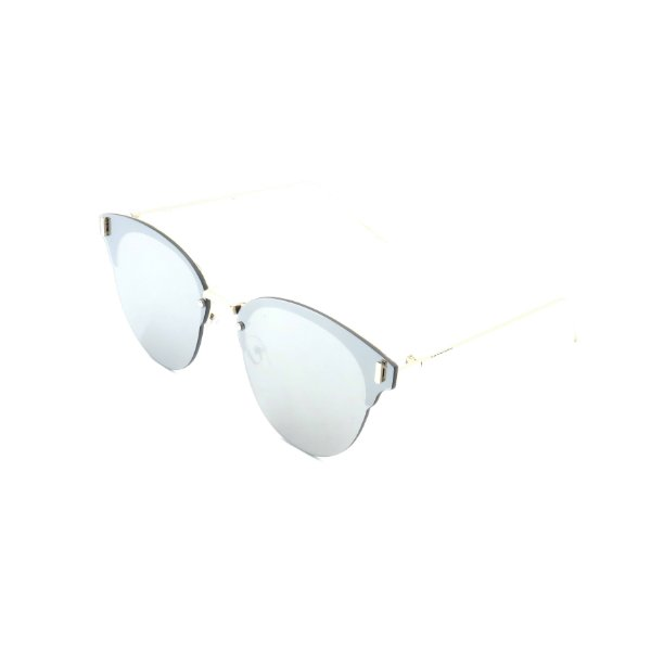 Óculos de Sol Prorider Dourado Com Lente Fumê - H01658