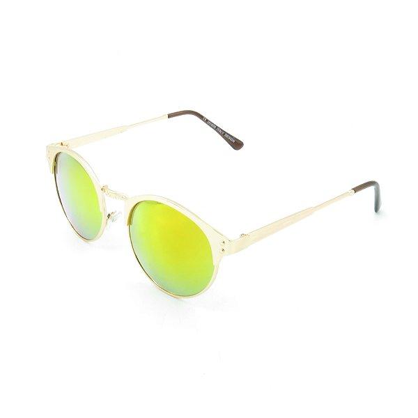 Óculos de Sol Prorider Dourado - H01450C2