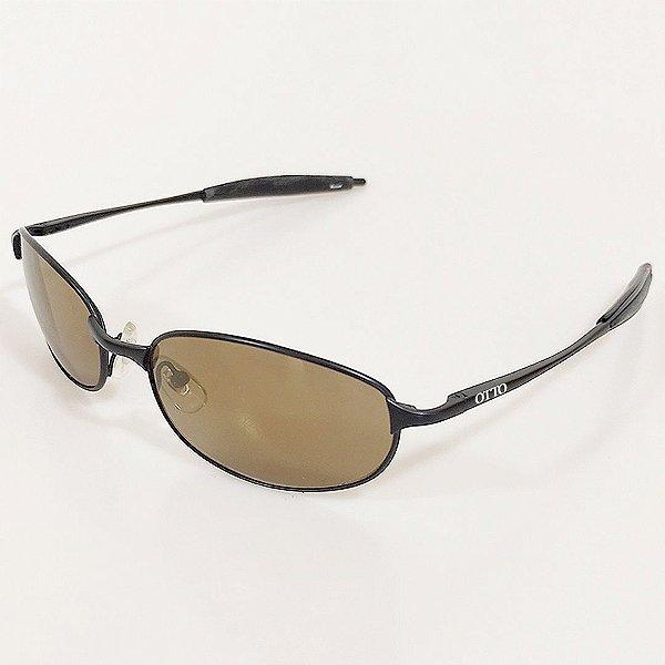 Óculos de Sol Otto Retrô Bronze