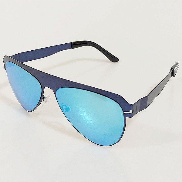 Óculos de Sol Otto Aviador Azul