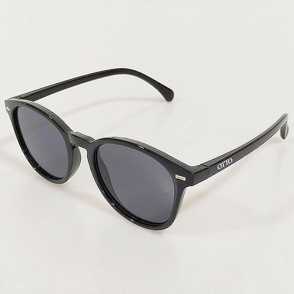 Óculos de Sol Otto Retrô Preto