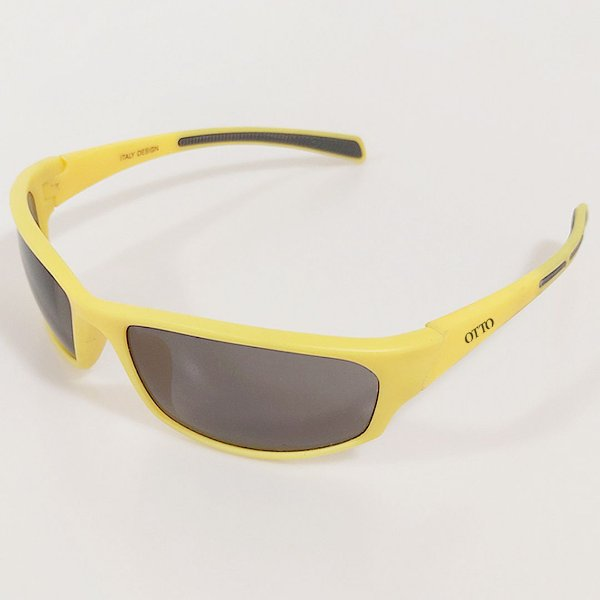 Óculos de Sol Otto Sport Amarelo