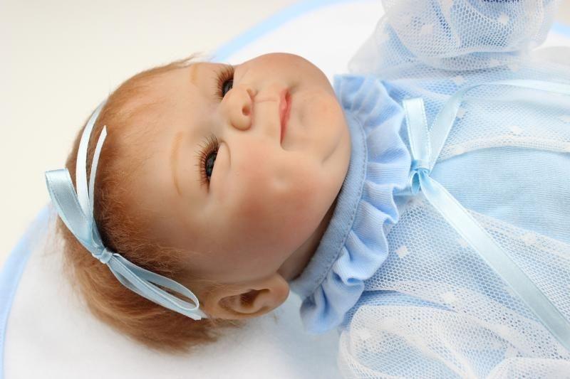 Lindo Bebê Reborn Gabriel Muito Real Recém Nascido Menino Importado