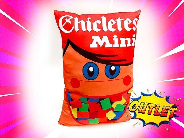 Almofada Chicletes Mini