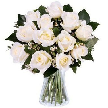 Coroa de Flores Ramalhete de Rosas | Entrega Grátis | Dizeres Grátis