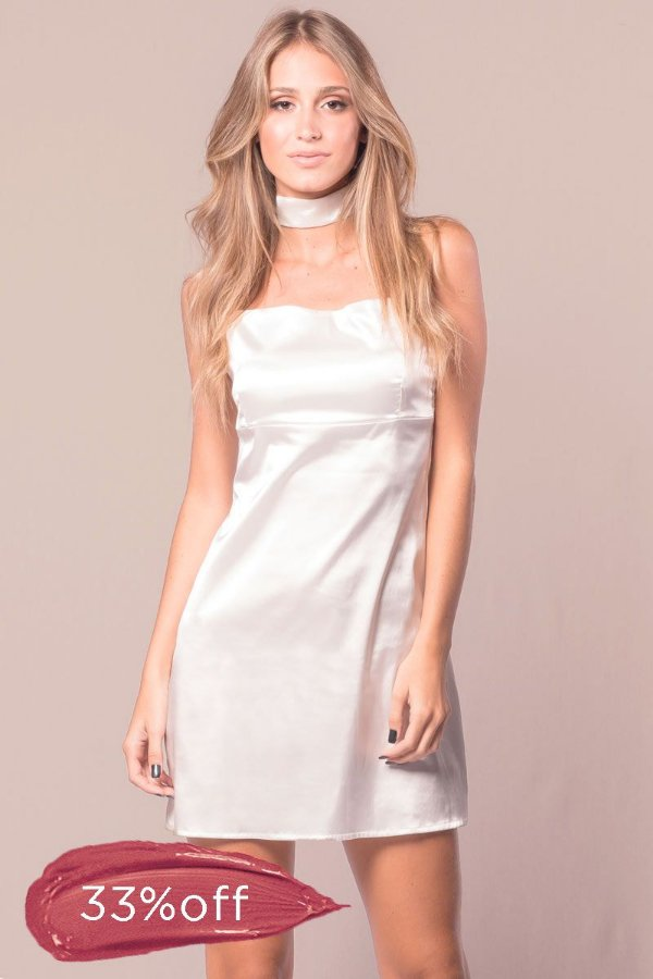 Vestido Rosie Off-White