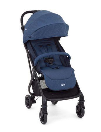 Carrinho de Bebê Joie Tourist - Azul Deep Sea (0 a 15 kg)