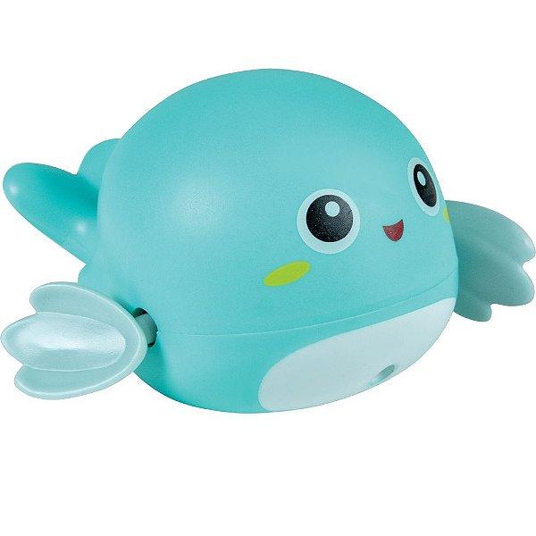 Brinquedo de banho Buba baleia azul